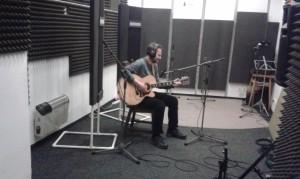 27.3.2016 - nahrávání ve studiu Votchi v Praze